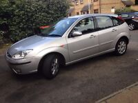 FORD FOCUS GHIA 1.6 PETROL MANUAL 5DR