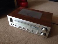Technics SA-200L Vintage Hifi Receiver Like New With Box