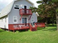 PEI OCEAN FRONT COTTAGE FULLY FURNISHED