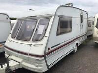 1998 swift challenge 480se elddis abi caravan 2 berth lightweight AWNING can deliver