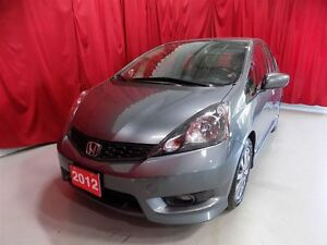 2012 Honda Fit Sport..ONLY ONE IN STOCK...5 SPEED..SPECIAL