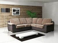 *50% REDUCTION ON AMY SOFAS** LEATHER OR FABRIC SOFA SETS, CORNER SOFAS, ARMCHAIRS * FREE DELIVERY*