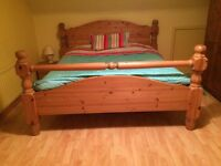 Super king bed frame REDUCED