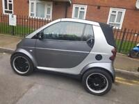 Smart fortwo pulse softip semi-auto convertible