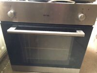 INDESIT Hob & IGNIS Oven