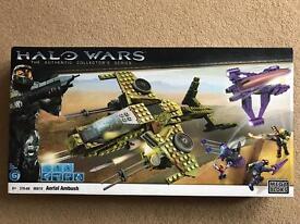 Mega Bloks Halo Wars Battlefield Aerial Ambush