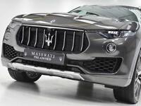 Maserati Levante D V6 (grey) 2017-03-03