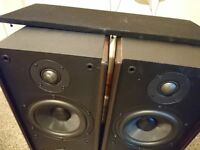 Microlab 9C Solo Powered Speakers (Parts not working)