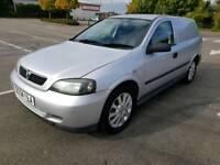 2004 Vauxhall Astra van 1.7 dti. 12 month mot . Great drive.