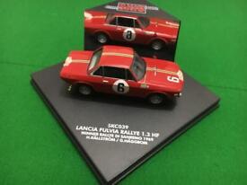 1/43 Model Cars: Opel, Copper Fiat