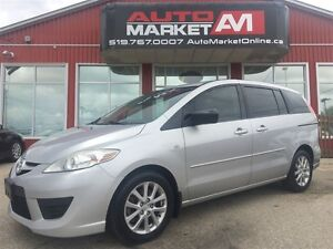 2009 Mazda MAZDA5 ALLOYS, LOW KM, WE APPROVE ALL CREDIT