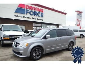 2016 Dodge Grand Caravan SXT Premium Plus - 17,763 KMs, 3.6L V6