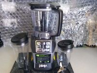 Nutri Ninja Kitchen System BL490UK with all the accesories and in great condition RRP £149