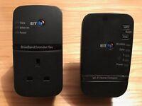 BT Broadband Extender Flex & WiFi Home Hotspot