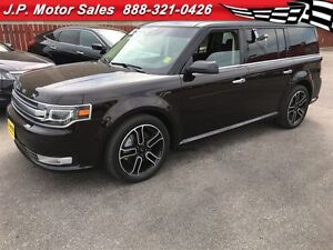 2014 Ford Flex Limited, Automatic, Navigation, Sunroof, AWD