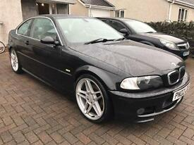 Bmw 330ci only 76,000 miles fine example. Not 318 320 325 330 ci