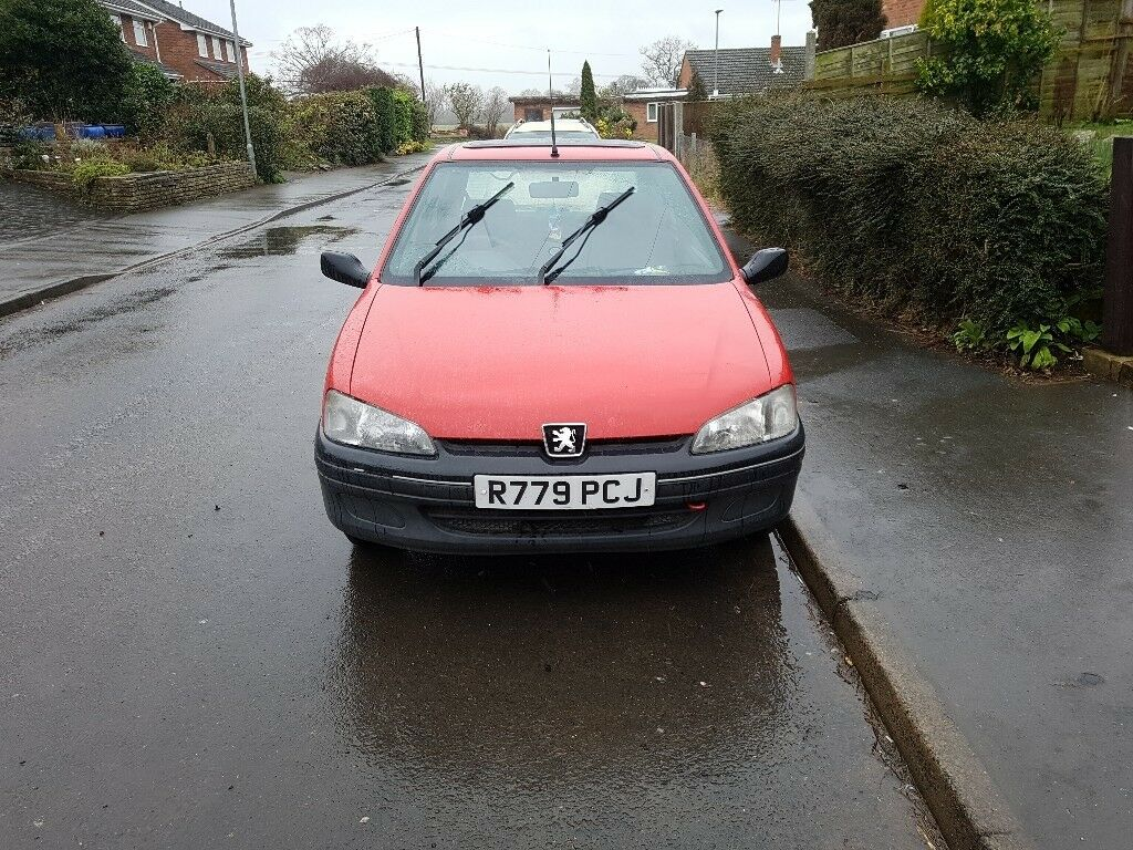Peugeot 106 look + long mot