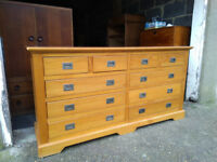 M&S Chest of 10 drawers - FREE DELIVERY AVAILABLE