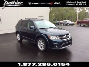 2013 Dodge Journey R/T LEATHER   HEATED SEATS   REAR PARK ASSIST