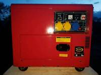 Yamaha Diesel generator