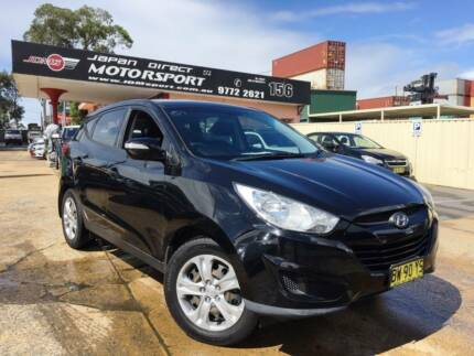 FINANCE THIS FROM $47 PER WEEK 2013 HYUNDAI IX35 Parramatta Parramatta Area Preview