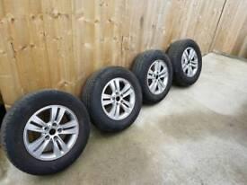 Kia sportage alloy wheels