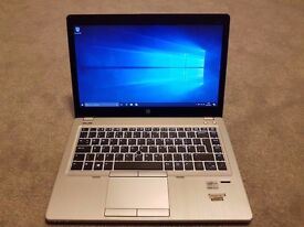 Hp Elitebook Folio 9470m Ultrabook laptop 8gb or 16gb ram with SSD hard drive