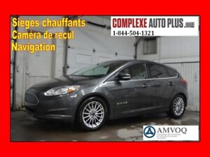 2016 Ford Focus Electric *100% Electrique, Navi/GPS, Camera recu