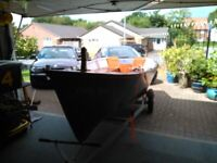 DORY STYLE BOAT