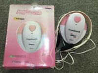 AngelSounds baby fetal doppler/ heartbeat monitor