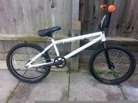 bmx stunt bike blank cell 360 giro