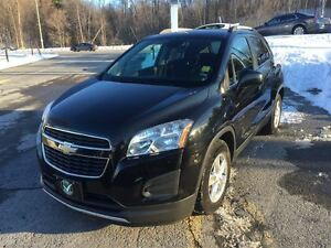 2013 Chevrolet Trax LT FWD ALLOY WHEELS BLUETOOTH!!!