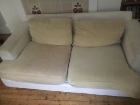 Free pull out sofa bed!