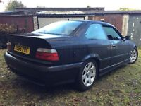 Bmw e36 coupe 318is