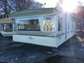 *Star buy* Carnaby Regent Static Caravan 32x12x2 Mobile home Transport available willerby ABI Atlas