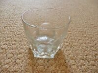 Glass Whisky Whiskey Glass Tumbler Rummer Glassware Gift Idea