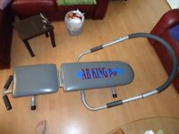 AB KING PRO FOR SALE VERY GOOD CONDITION IN GOOD WORKING ORDER
