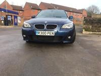12 months mot Bmw 520 m sport (looking to swap for ford ranger but would consider something else)