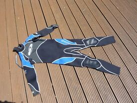 Kid's one piece wetsuit