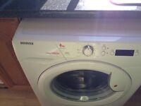 Hoover Vision Tech 8kg Load 1600 Spin Washing Machine, model - VT816D22