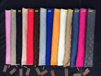 Louis Vuitton long scarf ,colours available