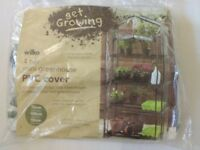 Wilko 4 tier greenhouse PVC cover