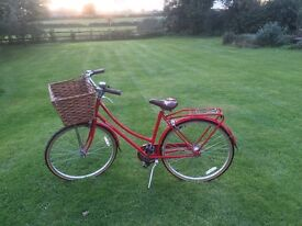 "Ladies ""Bobbin"" bicycle - lovely Christmas gift!"