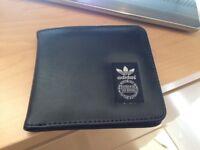 Genuine Adidas Leather Wallet