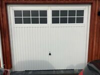 Hormann Garage Door - 18 months old