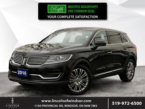 2017 Lincoln MKX Reserve ***Park asisst, 360 camera***