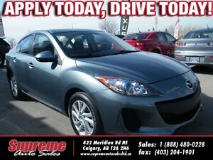 2012 Mazda MAZDA3 GS-SKY H.SEATS/S.ROOF/LOWKMS