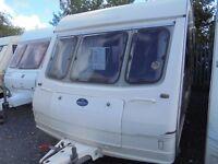 BAILEY RANGER SPECIAL EDITION caravan