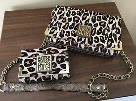 Brand new biba bag and purse