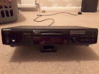 Sony MDS-JE520 Minidisc player
